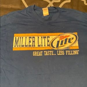 Men's Miller Light T-shirt